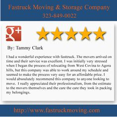 Fastruck Moving & Storage Company 11818 Riverside Dr Ste 118 Valley Village, CA 91607 (323) 849-0022  http://www.fastruckmoving.com/west-hollywood-movers/