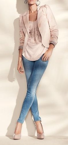 blush & denim