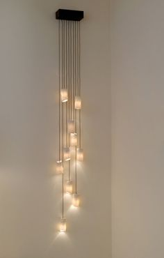 Amorphous cylinder wall sconce by ULTRA-LIGHTING on Etsy,