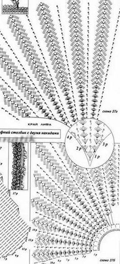 ВЯЗАНИЕ, Рукоделие, схемы по вязанию