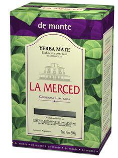 LA MERCED - Yerba Mate