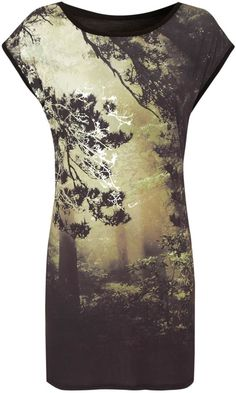 TU At Sainsburys AW12 Tree Print Tunic, £14