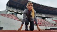 Barbora Procházková a rozhovor o Under Armour