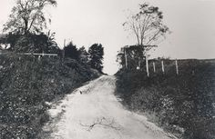 You'd never believe me if I told you! This is  Limestone Road in 1924 (Can you believe it?!)