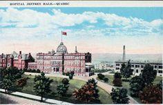 Ancien Emplacement Hôpital Jeffrey Hale