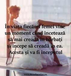 femeie Favorite Quotes, Spirituality, Faith, Thoughts, Words, Beautiful, Flower, Spiritual, Loyalty