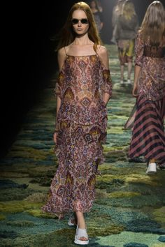 The Top 10 Trends of Spring 2015: The Ultimate Fashion Week Cheat Sheet – Vogue - Dries Van Noten