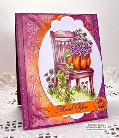 Autumn Gratitude by ChristineCreations - Cards and Paper Crafts at Splitcoaststampers