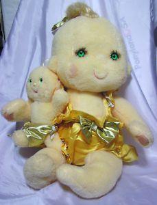"I had this Huggabunch doll... ""Patooty"""