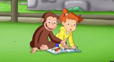 Curious George - Build-a-Bot - Full Episodes / Y2B - (YOU2BOOK)