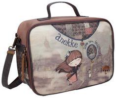 Anekke Toilettetasche Miss Anekke Glöckchen Bordeaux, Lunch Box, Artificial Leather, Bags, Bordeaux Wine, Bento Box