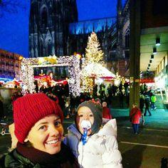 Hace un ao celebrbamos sannicolas en Colonia recuerdos haceunao felizdiahellip