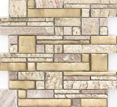 Emser Vista Prospect Stone And Glass Border Tile (Common: X Actual: X Inside Pool, Fireplace Facade, Large Format Tile, Border Tiles, Condo Decorating, Commercial Flooring, Stone Mosaic, Shower Floor, Color Tile