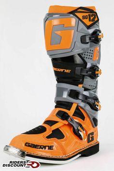 Gaerne SG-12 Motocross Boots Blog Review