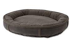 Orvis Wraparound Dog Bed  Medium Dogs 3550 Lbs Slate >>> More info could be found at the image url.-It is an affiliate link to Amazon. #DogBedsFurniture
