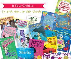 Best of Usborne's Books for 3rd, 4th, adn 5th Graders http://c5614.myubam.com