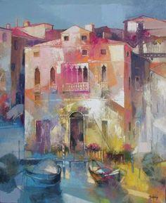 """""""Venise petit palais"""" by Alex Bertaina"""