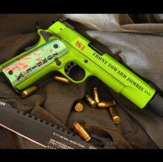 Zombie Gun