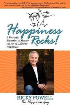 Join us this Sunday July 29th from 2-3:30pm for Happiness Rocks! In this enlightening seminar, Ricky Powell will teach us 3 little known (yet huge!) fringe benefits of happiness, 5 top keys to living an amazingly happy life and much more!