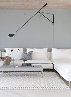 Home Interior Diy The perfect grey color Room Interior Diy The perfect grey color My Living Room, Living Room Interior, Home And Living, Living Room Decor, Living Spaces, Living Room Inspiration, Home Decor Inspiration, Söderhamn Sofa, Home Design