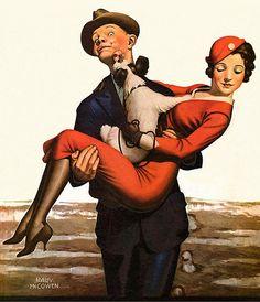 Puppy Love! ~ Baloy McCowen, 1933