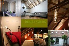 Architectura - Win overnachting in architectonische Bed & Bamboe van CRU! architecten in Gent
