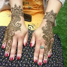 ♥ this henna