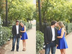 Kelsey + Ronny : A Tuscaloosa Engagement Session