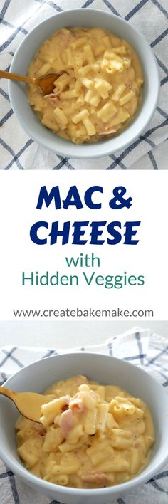 This Mac and Cheese with Hidden Veggies is a great way to get extra veggies into the kids, it's freezer friendly and can be made in a Thermomix too! Vegetable Recipes, Vegetarian Recipes, Cooking Recipes, Thermomix Recipes Healthy, Cooking Ideas, Hidden Veggies, Steamed Vegetables, Easy Family Dinners, Frozen Meals