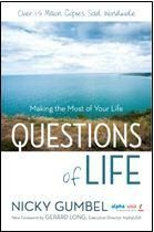 Questions of Life by Nicky Gumbel TWO BOOK GIVEAWAY!