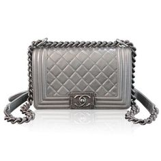 Chanel Le Boy Small Shoulder Bag