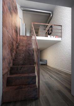Loft in Brooklyn, New York by Andrea Sensoli