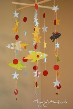 Rocket Mobile Chandelier | How Does She...