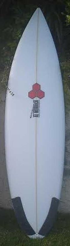 Used Channel Islands Surfboard - 6'6