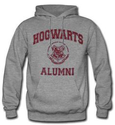 These Hogwarts College Alumni Sweaters are Comically Cute #school #fashion trendhunter.com