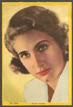 ROSITA ARENAS - Nació en Caracas en 1933