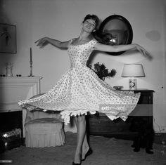 News Photo : Brigitte Bardot, French actress. France, about...