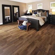 Kährs is a world-leading manufacturer of wood floors and vinyl floors which provides a complete flooring solutions for your home. Walnut Wood Floors, Engineered Wood Floors, Hardwood Floors, Oak Flooring, Luxury Vinyl Tile, Vinyl Tiles, Montreal, New Homes, Interior Design