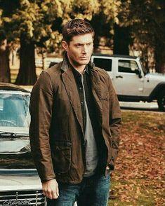 174 отметок «Нравится», 1 комментариев — Jensen Ackles (@___jensen_ackles___) в Instagram: «Dean Winchester»