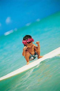 Cool Little Surfer - Picsofeden.com