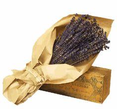 Dried Organic Royal Velvet Field Bundle (used in our wedding)