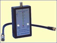 Met deze CAI signaaltester kunt u op snelle wijze controleren of er voldoende signaal op de CAI wandcontactdoos of versterker aanwezig is. Hierdoor kunt u eenvoudig fouten opsporen in CAI antenne-installaties. De tester is geschikt voor het meten van analoge signalen van 188 MHz tot 230 MHz en digitale signalen van 334 MHz tot 374 MHz. FM-signalen kunnen echter niet gemeten worden! http://www.vego.nl/hirschmann/signaltest/signaltest.htm