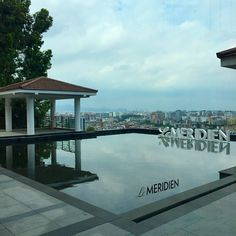 Hotel on the hill #Xiamen#lemeridien#isonthehill#beautifulview#spglife#lifestyle
