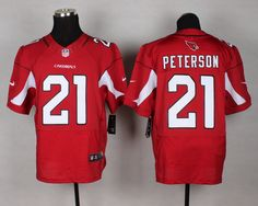 f3613a424 Cheap Wholesale 2014 Regular Season Mens Arizona Cardinals  21 Patrick  Peterson Nike Cardinal Red Elite Jersey Size 40-60 Instock