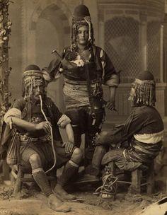 Bashi-Bazouk (Ottoman mercenaries, 1888