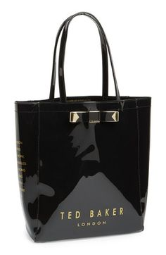 Ted Baker London 'Bow Icon' Tote available now.