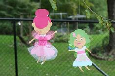 Sommer's 5th Fairy Ballet | CatchMyParty.com