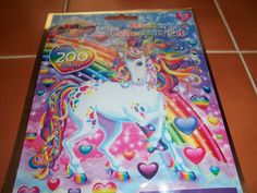 Lisa Frank's Stickers
