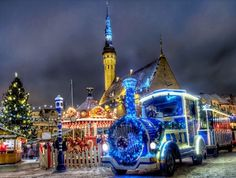 Christmas Market in Tallinn | 10 Magical Christmas Markets in Europe