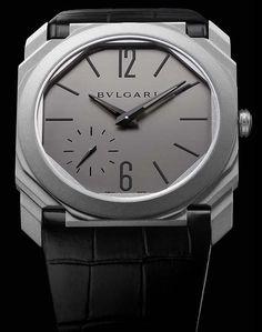 ab1d45d11f5 La Cote des Montres   La montre Bulgari Octo Finissimo Automatique - Un  troisième record du monde pour Bvlgari
